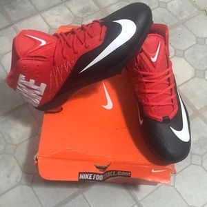 New! Size 15 Nike football cleats
